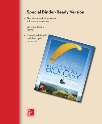 Loose Leaf Version for Human Biology