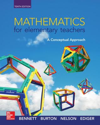 Manipulative Kit for Mathematics for Elementary Teachers