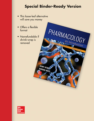Loose Leaf for Pharmacology: An Introduction