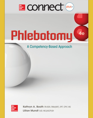 Connect Online Access for Phlebotomy: A Competency Based Approach