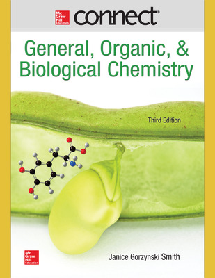 Connect 2-Year Online Access for General, Organic and Biological Chemistry