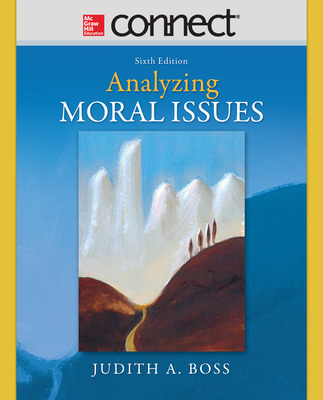 Connect Online Access for Analyzing Moral Issues