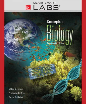 Connect and LearnSmart Labs Online Access for Concepts in Biology