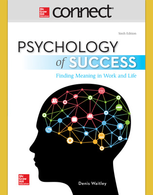 Connect  Online Access for Psychology of Success