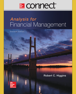Connect Online Access for Higgins Analysis for Financial Management