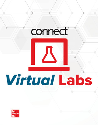 Connect Virtual Labs Chemistry 12 Month Online Access