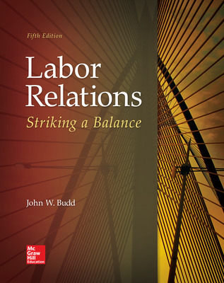 Labor Relations: Striking a Balance