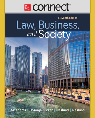Connect Online Access for Law, Business and Society