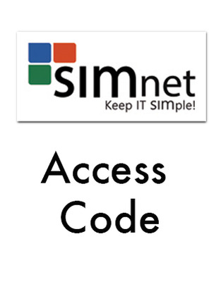 LSC  (CENTRAL PIEDMONT COMM COLL) CIS 110:  eCommerce 2-year SIMnet for Office 2013, Manning SIMbook, Office Suite PinCode
