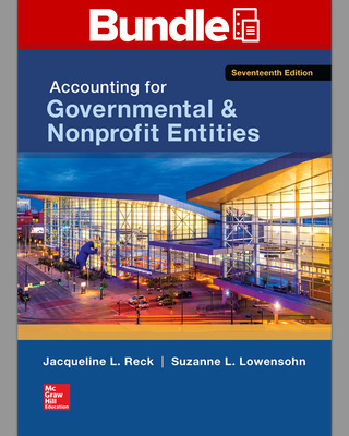 Loose-Leaf for Accounting for Governmental & Nonprofit Entities with Connect