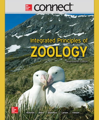 Connect Online Access for Integrated Principles of Zoology