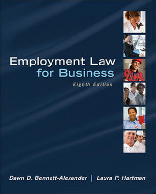 Loose-leaf for Employment Law for Business with Connect