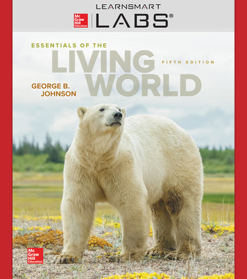 Connect with LearnSmart Labs Online Access for Essentials of The Living World