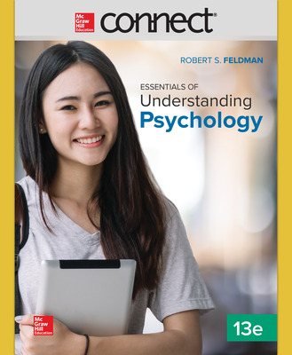 Connect Online Access for Essentials of Understanding Psychology