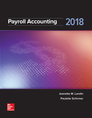 Payroll Accounting 2018