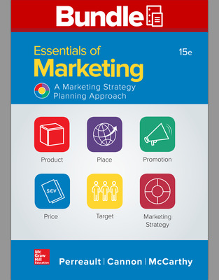 GEN COMBO LL ESSENTIALS OF MARKETING; PRACTICE MARKETING SIMULATION 1S ACCESS CARD