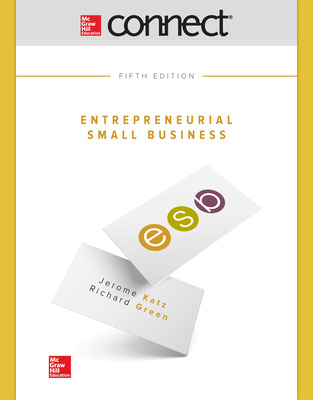 Connect with LearnSmart Online Access for Entrepreneurial Small Business