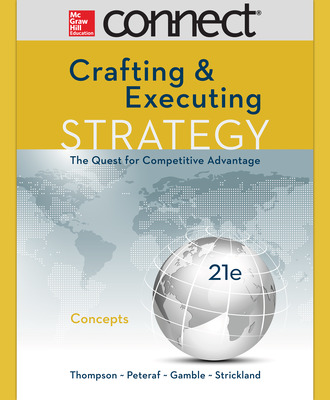 Connect Online Access for Crafting & Executing Strategy: Concepts