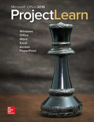 Looseleaf for Microsoft Office 2016: ProjectLearn