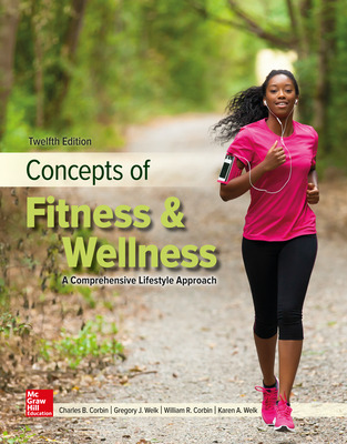 LooseLeaf Concepts of Fitness And Wellness: A Comprehensive Lifestyle Approach