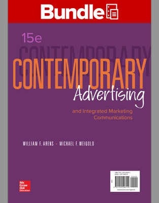 GEN COMBO LL CONTEMPORARY ADVERTISING; PRACTICE MARKETING SIMULATION 1S ACCESS CARD