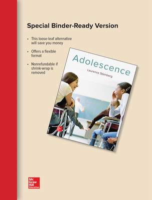 Loose Leaf for Adolescence with Connect Access Card