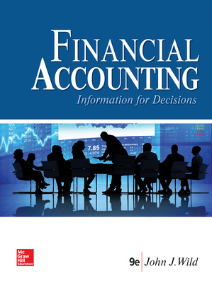 Financial Accounting: Information for Decisions 9/e