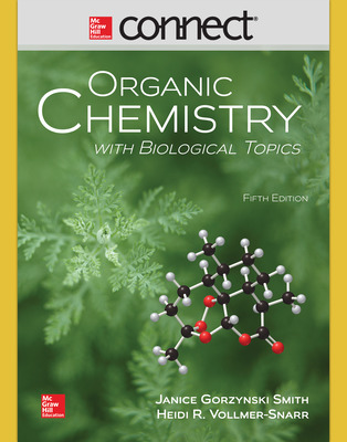 Connect 2 Year Online Access for Organic Chemistry with Biological Topics