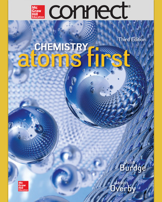 Connect Online Access 1 Semester for Chemistry: Atoms First