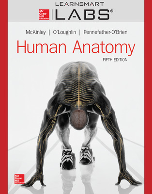 Connect with LearnSmart Labs Online Access for Human Anatomy