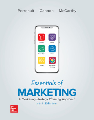 LooseLeaf for Essentials of Marketing