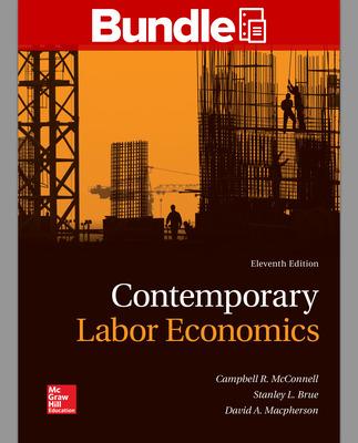 GEN COMBO LL CONTEMPORARY LABOR ECONOMICS; CONNECT ACCESS CARD