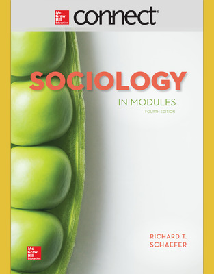 Connect  Online Access for Sociology in Modules