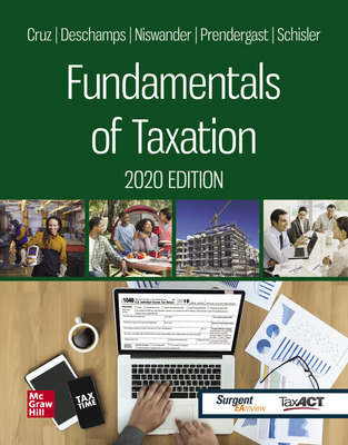 Fundamentals of Taxation 2020 Edition