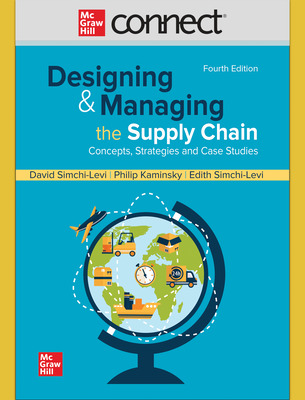 Connect Online Access for Designing and Managing the Supply Chain
