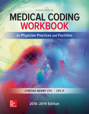 Loose Leaf of Medical Coding Workbook for Physician Practices and Facilities