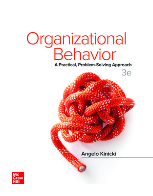 Organizational Behavior: A Practical, Problem-Solving Approach