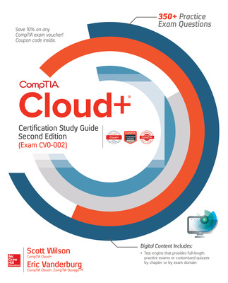 CompTIA Cloud+ Certification Study Guide, Second Edition (Exam CV0-002)