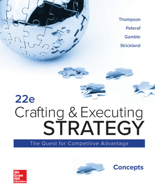 Crafting and Executing Strategy: Concepts