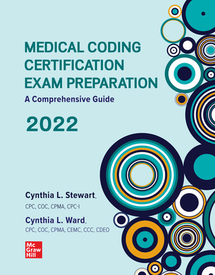 Connect Online Access for Medical Coding Certification Exam Preparation
