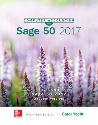 MP Computer Accounting and Sage 50 for Yacht