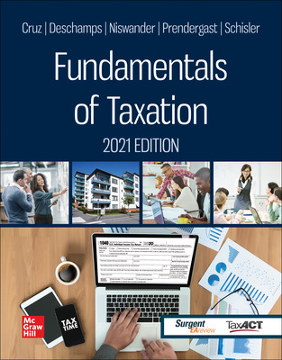 Fundamentals of Taxation 2021 Edition