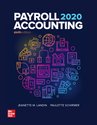 Payroll accounting homework help