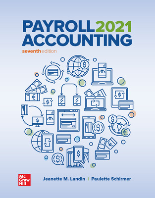 Payroll Accounting 2021 Edition