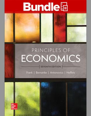 GEN COMBO LOOSELEAF PRINCIPLES OF ECONOMICS