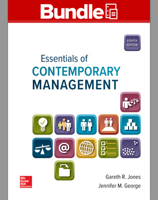 GEN COMBO LOOSELEAF ESSENTIALS OF CONTEMPORARY MANAGEMENT; CONNECT AC