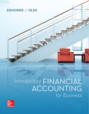 Introductory Financial Accounting for Business, 1/e