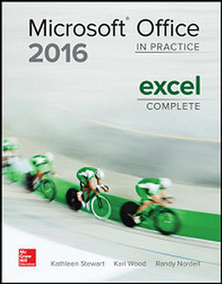 LSC  (SAN BERNARDINO VALLEY COLLEGE) CIT 114: ECOMM SIMnet for Office 2016, Nordell SIMbook, Single Module Registration Code, Excel Complete