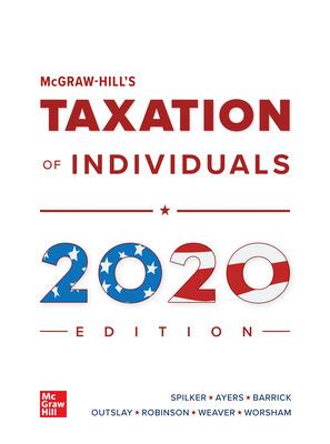McGraw-Hill's Taxation of Individuals 11/e