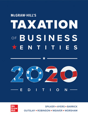 McGraw-Hill's Taxation of Business Entities 2020 Edition